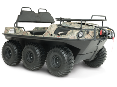 Argo Frontier 6x6 Scout S