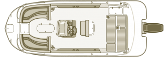 Starcraft Marine MDX OB Center Console 2018