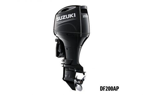 Suzuki DF200A 2017