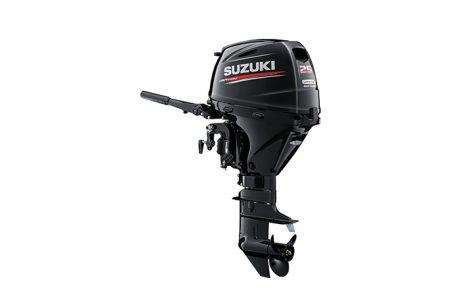 Suzuki DF25A 2017