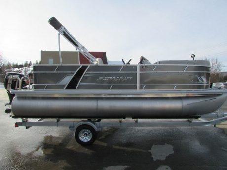 Starcraft Marine EX 20CF Pêche Fish (Moteur 115hp inclus) 2019